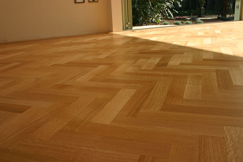 wooden-herringbone