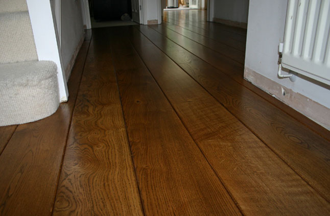 Hardwood boarded floors London and Beaconsfield